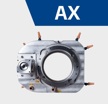 Device for 4th axis AX