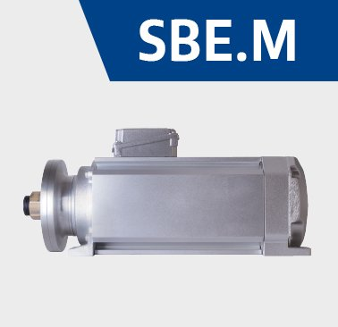 SBE.M ELECTRO-SPINDLES FOR CUTTING AND MILLING