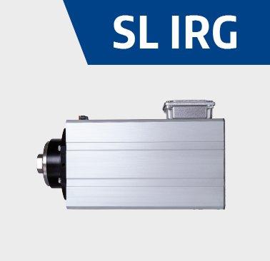 SL-IRG ELECTRO-SPINDLES