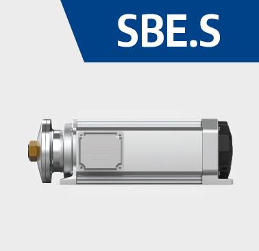 elettromandrini per taglio servoventilati SBE.S