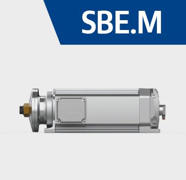 elettromandrini per taglio e fresatura SBE.M